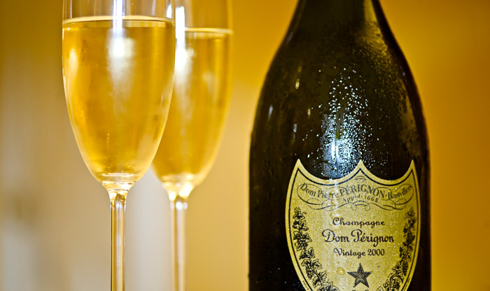 Prestige Cuvee Champagne is the house's finest Champagne. Such as this Dom Perignon